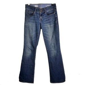 Gap 1969 Perfect Boot Cut Jeans